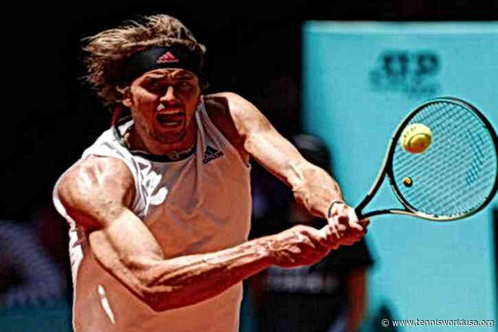 Alexander Zverev: 'I missed a normal teenage life, but I had to be disciplined'
