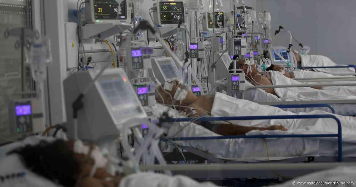Argentina espera vacunas de AstraZeneca en medio de rebrote - San Diego Union-Tribune en Español