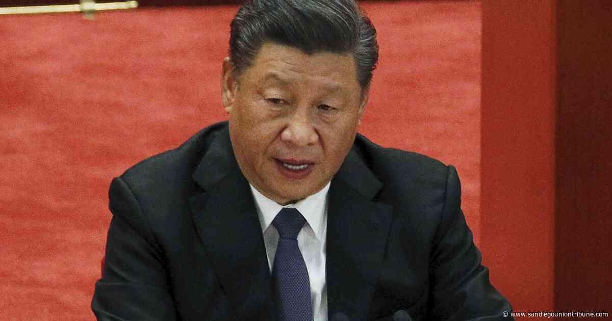 China suspende diálogo económico con Australia - San Diego Union-Tribune en Español