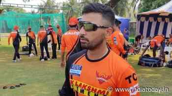 IPL 2021: Everyone panicked once coronavirus entered bio-bubble, says SRH wicketkeeper Shreevats Goswami - India Today