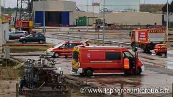 Intervention : Grande-Synthe : Une vingtaine de pompiers intervient pour une suspicion de risque chimique - Le Phare dunkerquois