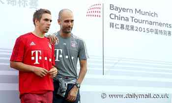 Pep Guardiola's 'cautious' style with Manchester City is paying off, claims Philipp Lahm