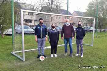 Schelle Sport geeft aftrap voor autivoetbal (Schelle) - Gazet van Antwerpen