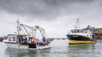 Brexit: Wegen Fischerei: Kriegsschiffe vor Kanalinsel Jersey