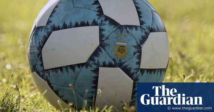 Women's coach at Argentinian FA faces sexual harassment allegations