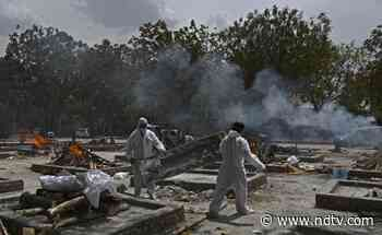 'No Break': Delhi Crematorium Workers Struggle With Rising Body Count - NDTV