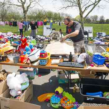 Wainfleet community garage sale planned for May 29 - StCatharinesStandard.ca