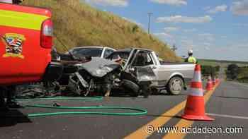 Morre a segunda vítima do acidente em rodovia de Itapira - ACidade ON