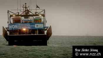 Eskalation im Ärmelkanal: Französische Fischer und britische Marine verlassen die Insel Jersey