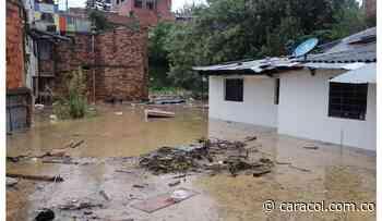 Son 20 emergencias que dejan fuertes lluvias en Tunja - Caracol Radio