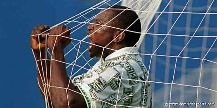 Revealed:  How Rashidi Yekini Begged Teammates For Support Ahead 1994 World Cup