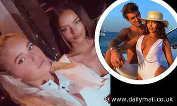 Maura Higgins 'moves in with Molly-Mae Hague' after Chris Taylor split