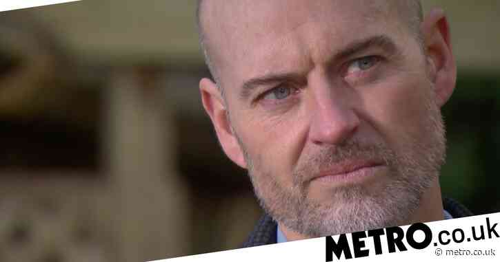 Hollyoaks spoilers: Dodgy Fergus Collins' sick plot revealed as he spies on hundreds of women in their homes