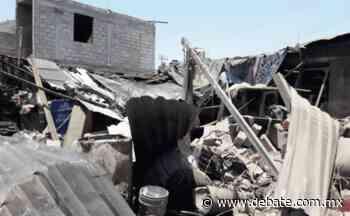 Explosión de gas en Tlaxcoapan, Hidalgo, deja 6 heridos y 4 casas dañadas - Debate