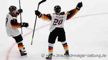 Nach Corona-Zwangspause: DEB-Team zurück im Eistraining