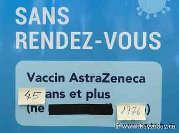 NACI chair says advice not meant to give AstraZeneca recipients vaccine remorse