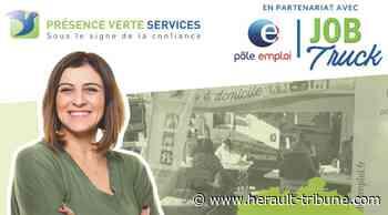 Florensac : un Job Truck pour des entretiens dans un cadre convivial - Hérault-Tribune