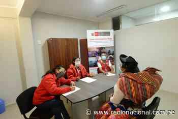 Jauja: MIMP inaugura nuevas instalaciones de Centro Emergencia Mujer - Radio Nacional del Perú