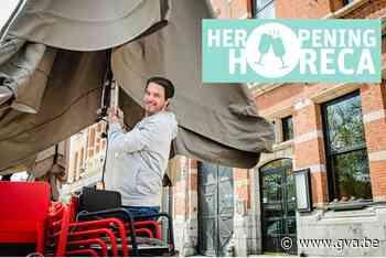 7 op de 10 horecazaken in provincie Antwerpen doen zaterdag terras open