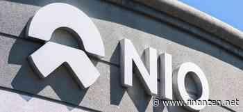 E-Autobauer NIO will 2022 in Deutschland starten - NIO-Aktie knickt ein