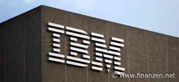 S&P stuft IBM auf A- herunter - IBM-Aktie steigt