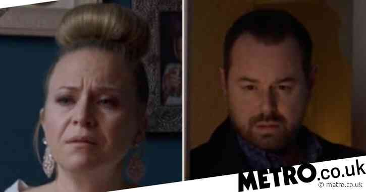 EastEnders spoilers: Mick Carter stands by Linda after pregnancy shock: 'We face it together'