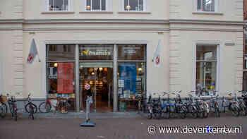 PvdA doneert 100 boeken in strijd tegen laaggeletterdheid - DRTV - Deventer Radio en Televisie