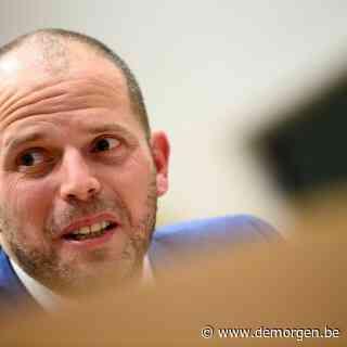 Sancties tegen Theo Francken na tweet met gevoelige info: 'Schending geheimhoudingsplicht'