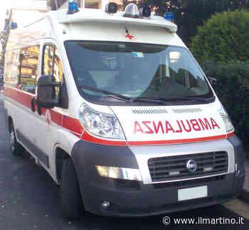 San Benedetto del Tronto: auto contro scooter sulla Statale 16, interviene il 118 - Il Martino