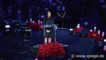 Kobe Bryant: Witwe postet Fotos ihrer Klage - DER SPIEGEL - DER SPIEGEL