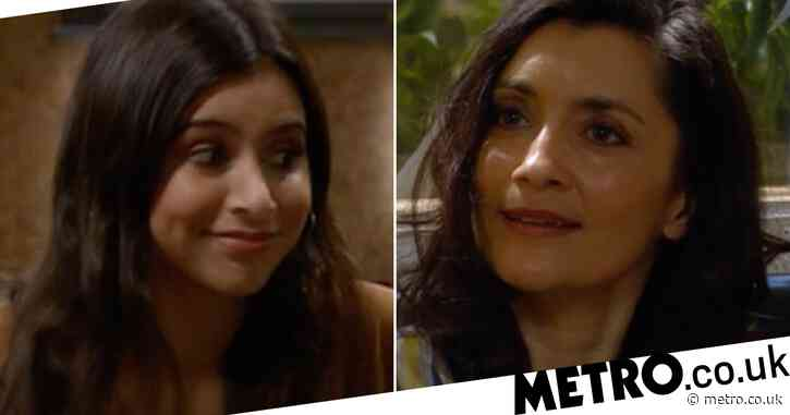 Emmerdale spoilers: Manpreet Sharma exposes Meena Jutla's sick lie as she pretends to be Ethan Anderson's mum?