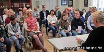 Kyritz und Wusterhausen: Online-Lesung am 10. Mai gegen das Vergessen - Märkische Allgemeine Zeitung