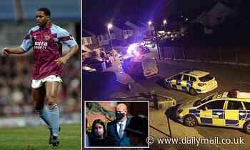 Neighbour of ex-Aston Villa star Dalian Atkinson tells court how she watched him die