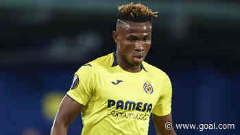 Major concern as Villarreal star Chukwueze stretchered off against Arsenal