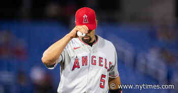 Albert Pujols Placed on Waivers by Los Angeles Angels