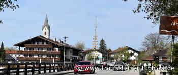 Bauarbeiten von der Alzbrücke zur Pattenhamer Straße - Traunsteiner Tagblatt