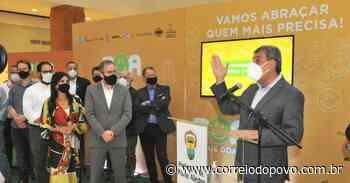Porto Alegre lança POA que Doa, campanha do Agasalho 2021 - Jornal Correio do Povo