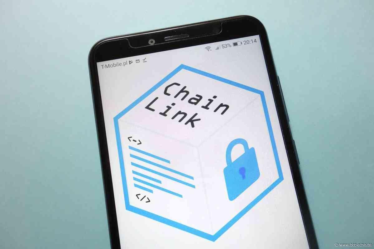 Chainlink (LINK) trumpft mit neuen Partnern und Allzeithoch auf - BTC-ECHO | Bitcoin & Blockchain Pioneers
