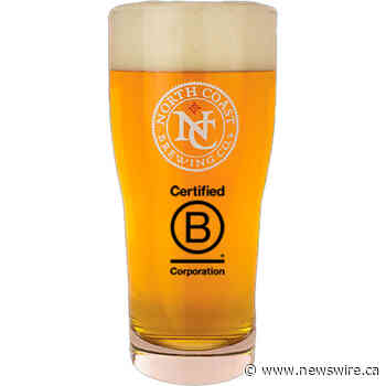 North Coast Brewing Company Proudly Announces B Corp Recertification
