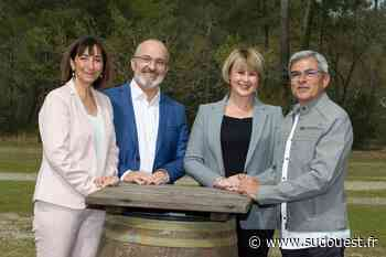 Sur le canton de Gujan-Mestras, les sortants Carole Veillard et Jacques Chauvet à nouveau candidats - Sud Ouest
