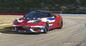 Lotus Evora GT4 é uma homenagem sino-britânica a Chapman - turbo.pt
