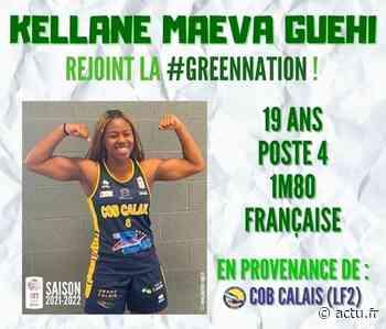 Basket. Kellane Maeva Guehi rejoint le CB Ifs - actu.fr