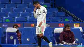 Hazard apologises to Madrid fans on Instagram