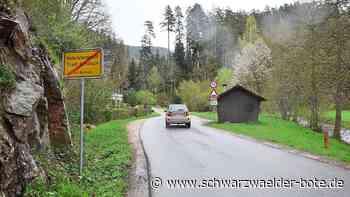 Verkehrsschau in Schiltach - Rasen und Parken regt die Leute auf - Schwarzwälder Bote