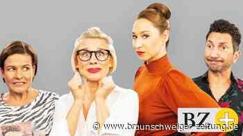 Hamburger Musical-Stars spielen Bürobiester in Braunschweig