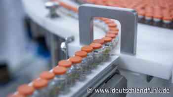 Newsblog zum Coronavirus +++ Bundesregierung gegen Aufhebung des Patentschutzes +++ - Deutschlandfunk