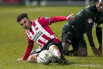 Jonge Wilrijkenaar Amin Doudah werd prof bij PSV na mysterieuze blessure - Gazet van Antwerpen