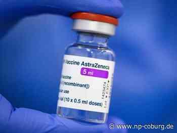 Corona-Pandemie - Astrazeneca-Impfstoff wird freigegeben - Neue Presse Coburg
