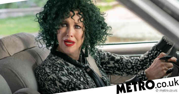 Schitt's Creek fan hilariously imagines Moira Rose as GPS in iconic TikTok