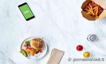 Sbarca a Venezia e Mestre Uber Eats, il delivery di Uber - Giornale Nord Est